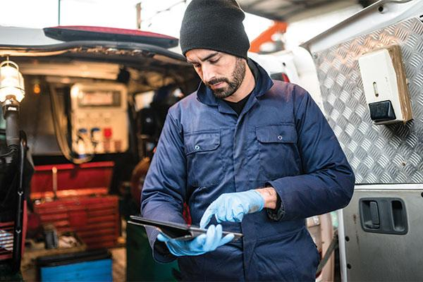 Securing Cargo Spaces With Durable Access Hardware