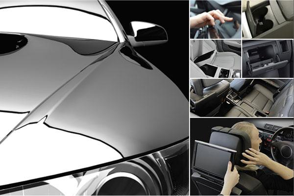 Why Touch Points Matter To Automotive Design