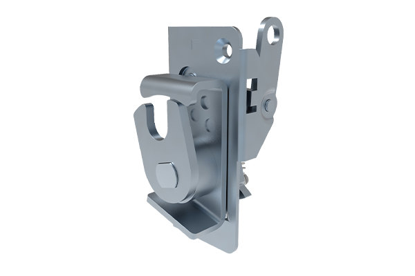 New Rotary Latch Features Debris Resistant Design and Concealed Latching