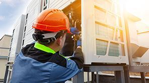 Adding Value to Heating, Ventilation and Air Conditioning With Access Hardware