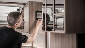 Benefits of Adding Electronic Access to RV Applications