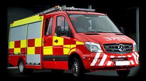 Pickup Systems & Southco: Étouffer les craintes à propos des véhicules de lutte contre les incendies