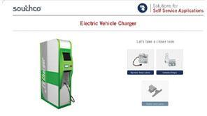 Southco Solutions for Electric Vehicle Charging Equipment