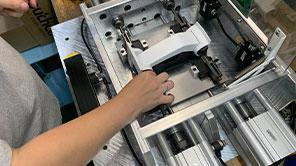 Increasing Ventilator Display Mount Production to Meet COVID-19 Demands