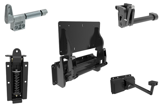 Southco's Counterbalance Hinges for Medical