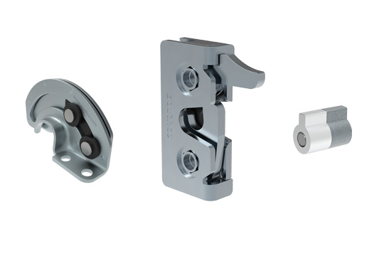 Concealed Latches and Hinges