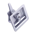 24 - Flush Cup T-Handle Series Cam Latches