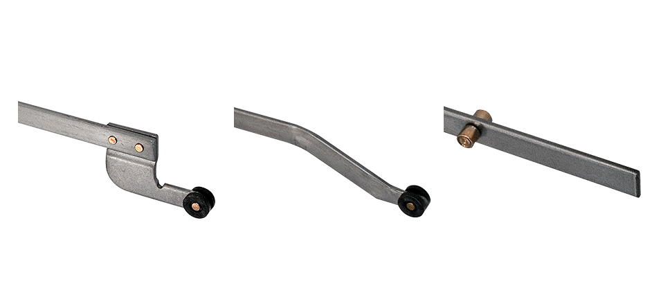Pack of 2 Southco A5-90-101-11 Round Rod Multi-Point Latching Systems