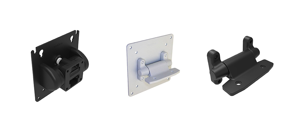 AV - Tilt Monitor Mount (T Series)