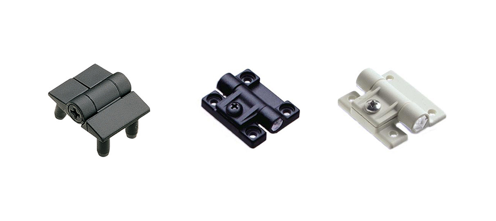 E6 - Adjustable Torque Position Control Hinges