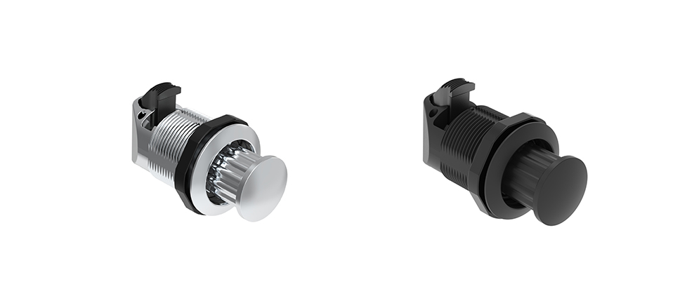 M1-2A - Pop-Out Knob Latches
