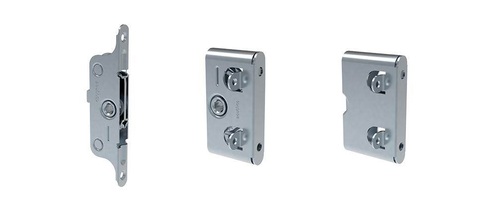 R2/R5 – Panel Fastening Draw Latches
