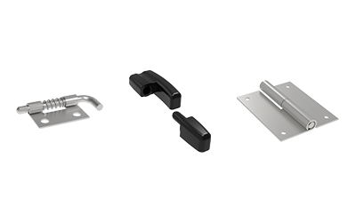 Removable hinges